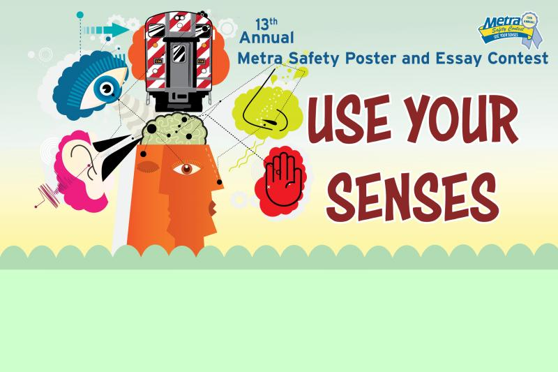 Metra Safety Poster and Essay Contest | Metra