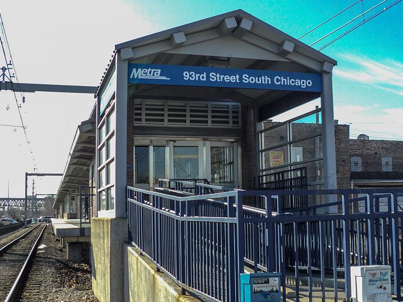 Stations Metra