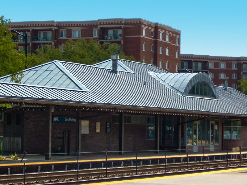 Stations/Parking | Metra